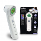 Braun - No touch + forehead thermometer BNT400
