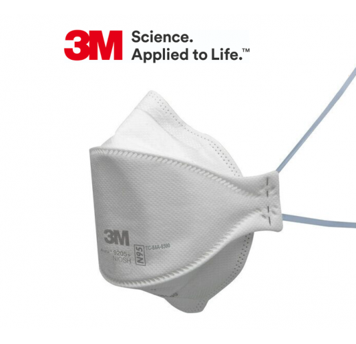 3M™ Aura™ Particulate Respirator 9205+